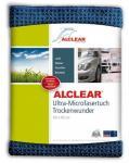 ALCLEAR Microfasertuch Trockenwunder - perfekt für Auto und Motorrad