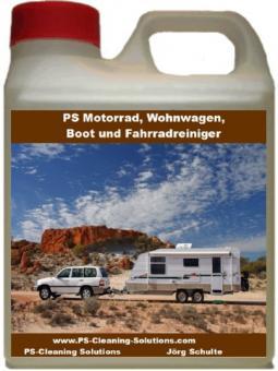PS Motorrad, Wohnwagen, Wohnmobil, Boot und Fahrradreiniger