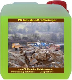 PS Industrie-Kraftreiniger