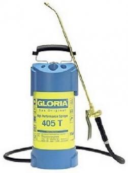GLORIA Drucksprüher Hochleistungssprühgerät 405T, gelb 5 L