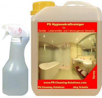 PS Hygiene-Kraftreiniger Spray Nachfüllset