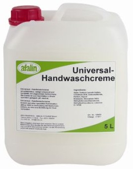 HWL 302 Universalhandwaschcreme