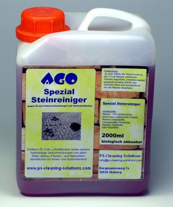 AGO Spezial Steinreiniger 2l