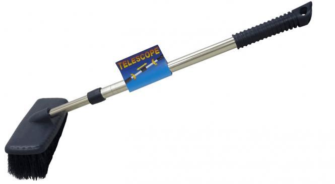 """Mega Brush"" mit Teleskopauszug"